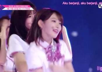 Produce48 Naekkoya Pick MeM CountdownJapanese Version Sub Indonesia - Lirik Lagu PRODUCE 48 – PICK ME (NEKKOYA) - Japanese Version
