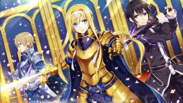 Sword Art Online Alicization trailer - Video Trailer Sword Art Online Alicization PV#1