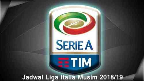jadwal liga italia serie a 2018 2019 - Jadwal Seri A Liga Italia 2018 Pekan ke-12