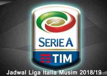 jadwal liga italia serie a 2018 2019 - Jadwal Liga Italia Seri A Pekan ke-6 Musim 2018-2019