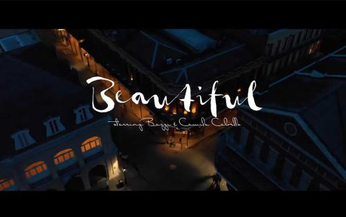 Bazzi feat Camila Cabello Beautiful - Lirik Bazzi feat Camila Cabello - Beautiful ( English & Indonesia )