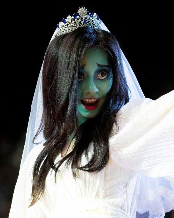 kstum hallowen idol kpop tyuzu twice 600x750 - Seram & Lucu! Deretan Kostum Halloween Idol KPop Terbaik dan Terbaru