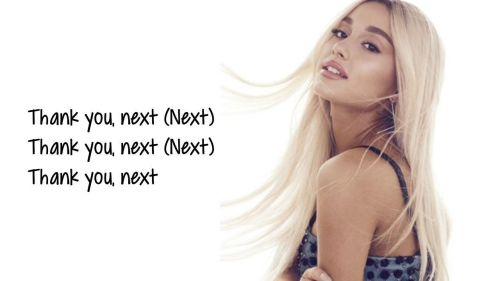 "lirik lagu ariana grande thank u next - Lirik Lagu Ariana Grande ""Thank U, Next"" - Arti dan Terjemahan Indonesia"