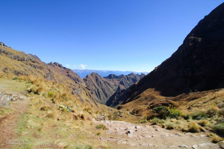 Day5 秘魯 peru 馬丘比丘 印加古道 天空之城 露營 遠足6