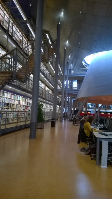 THE TU Delft Library. | Aug.17