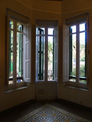 Gaudi's house.
