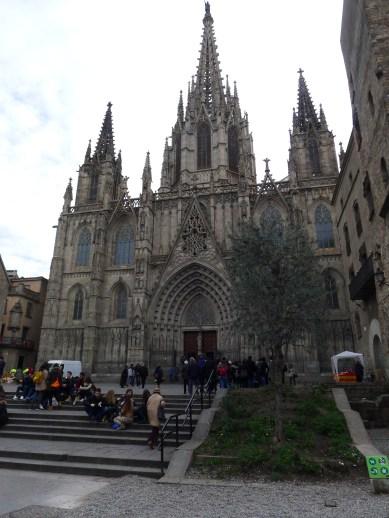 07. Catedral de la Santa Creu i Santa Eulàlia