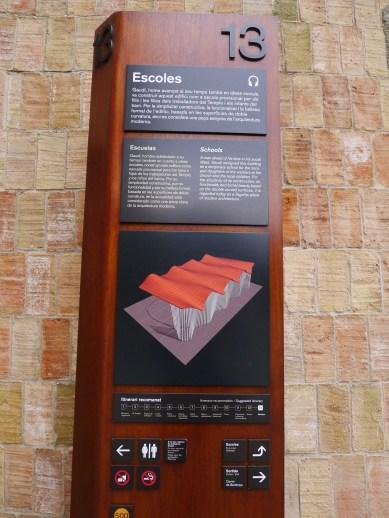 Gaudi's school for his worker's children.