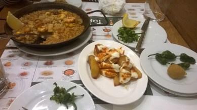 tapas for dinner