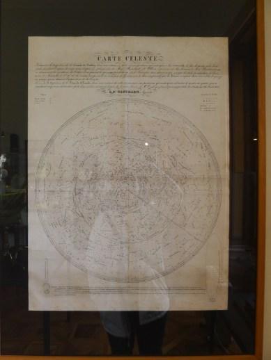 celestial map.