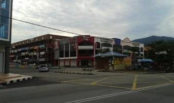 Shops in Tampin