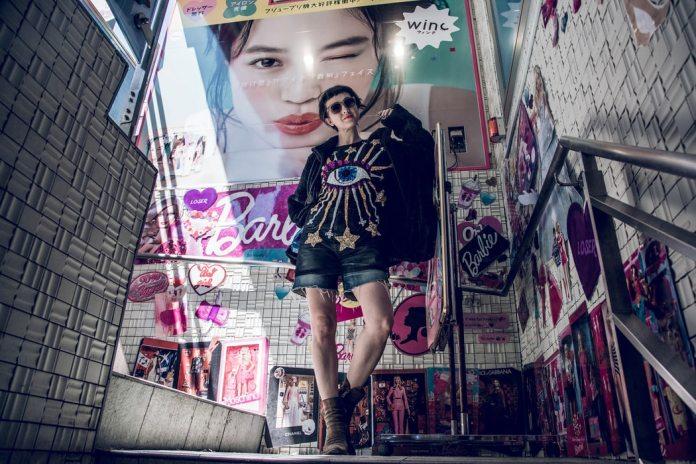 (東京購物推薦地點) 原宿的街頭時尚