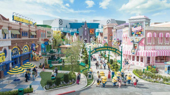 日本環球影城Universal Studios