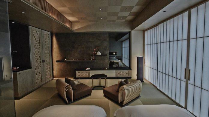 (東京住宿推薦)東京虹夕諾雅日式旅館