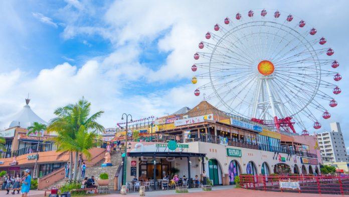 Carnival Park Mihama區