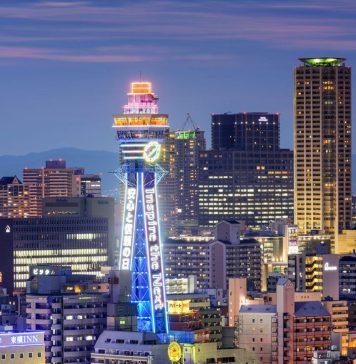 東京自由行, 日本大阪自由行 ‧ 大阪旅遊指南