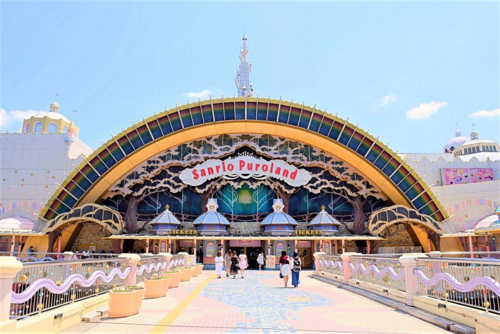 東京三麗鷗彩虹樂園, 【東京景點】東京三麗鷗彩虹樂園親子遊(三麗鷗明星大遊行、與Hello Kitty、蛋黃哥面對面)