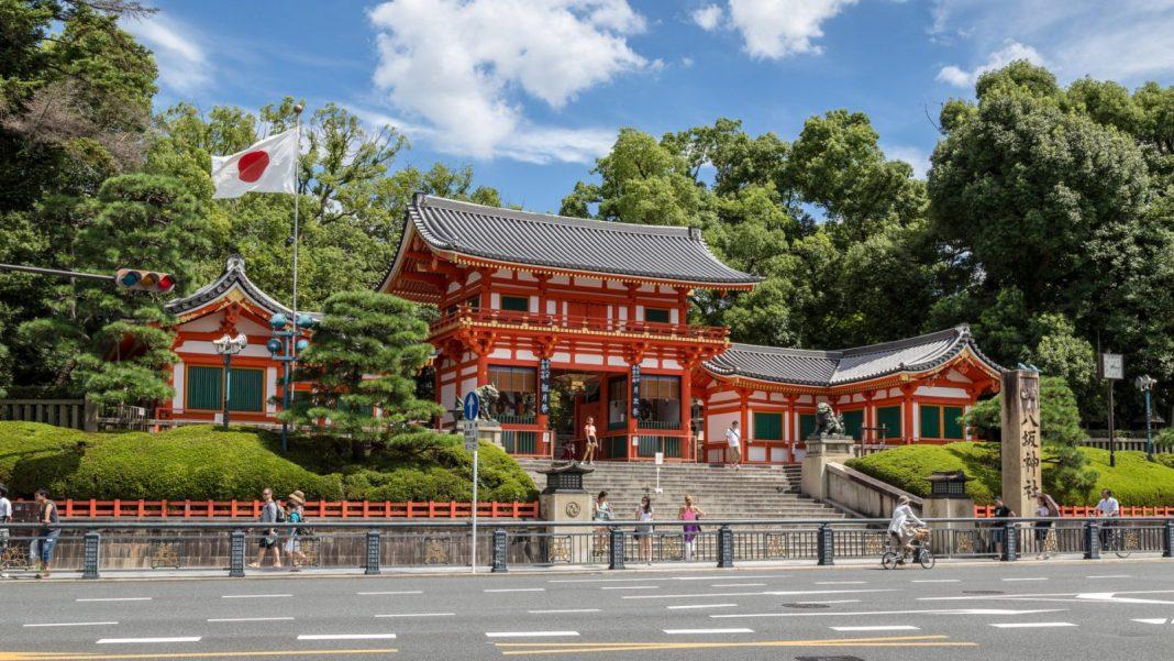 京都八坂神社, 【京都景點】八坂神社-日本三大祭祇園祭舉辦地
