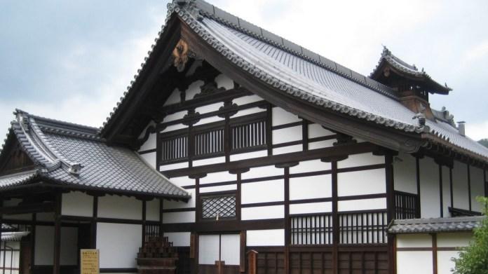 金閣寺 庫裏