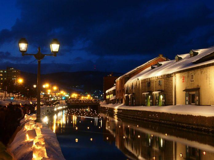 , 【北海道景點】北海道超人氣景點-小樽運河,景點必去必吃一次報你知
