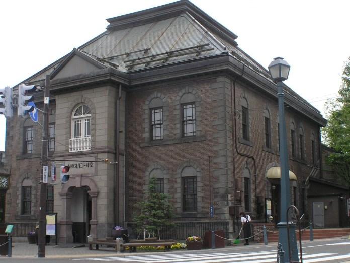 小樽音樂盒堂本館