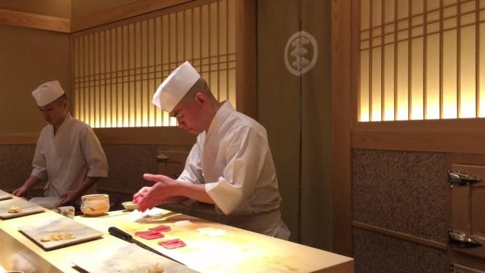 Sushi Saito (鮨さいとう)