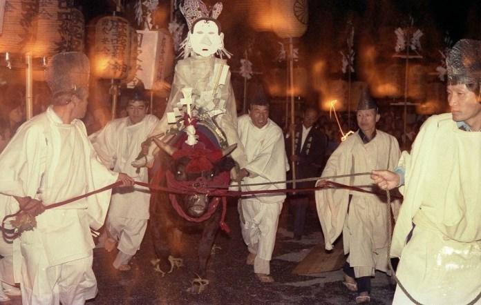 太秦の牛祭