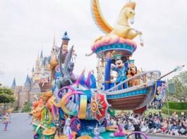 東京迪士尼樂園 2