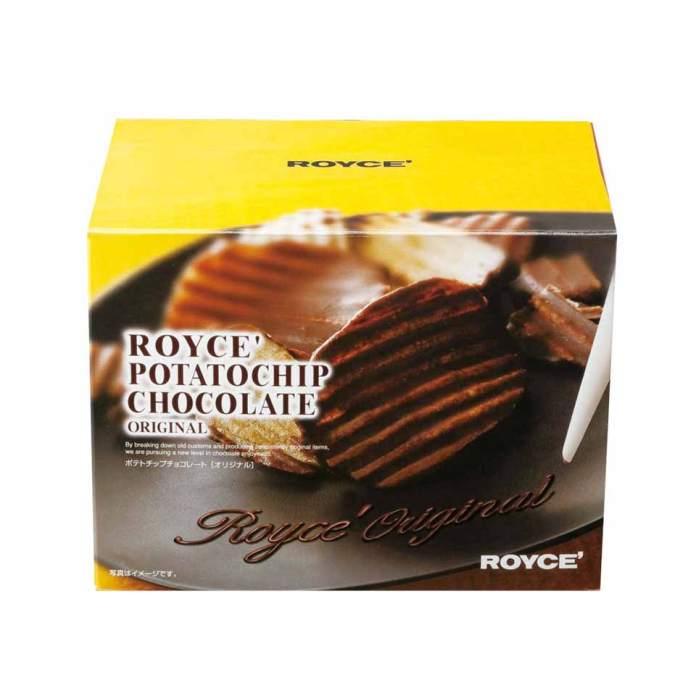 ROYCE 巧克力薯片