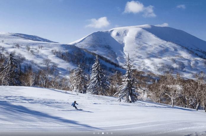 北海道喜樂樂雪世界滑雪體驗