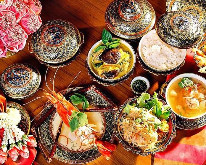 文華東方Sala Rim Naam餐廳 2