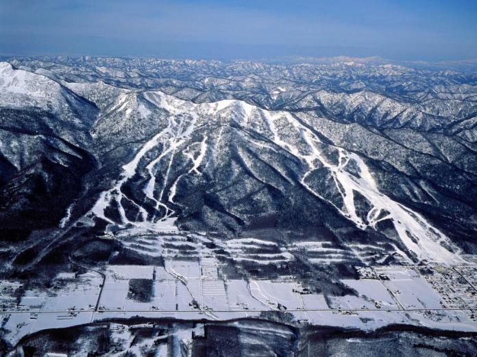 新富良野滑雪場