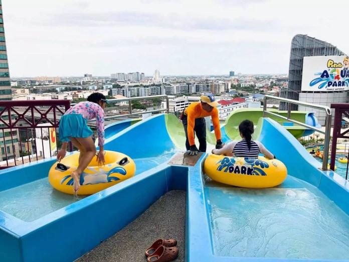 曼谷Pororo主題水上樂園 3 1