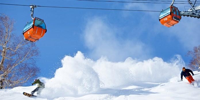 札幌國際滑雪場 1
