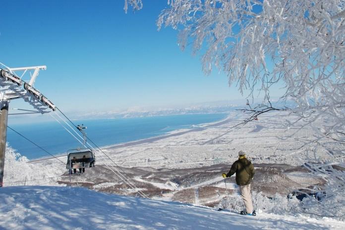 札幌手稻山滑雪場