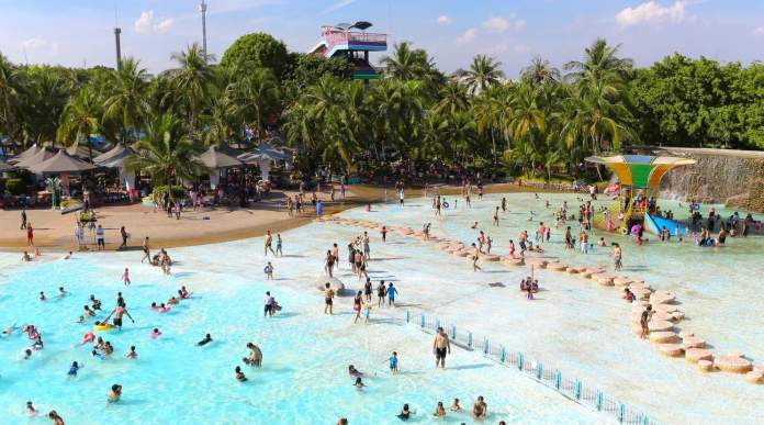 泰國暹羅樂園