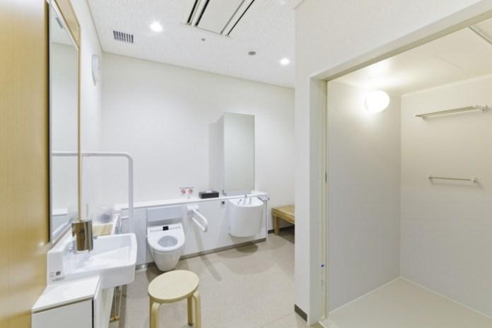 第一航廈 2樓 淋浴間 小睡室