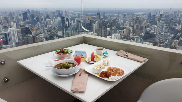 Bangkok Balcony Buffet