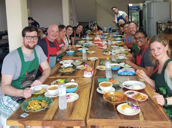 Bangkok Thai Cooking Academy一