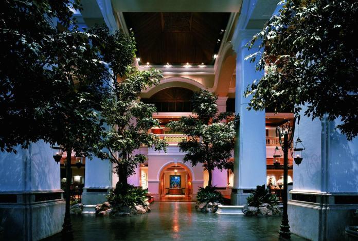 愛侶灣君悅大酒店
