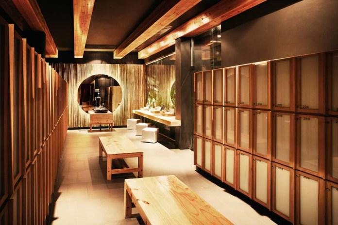 湯之森日式溫泉館 1