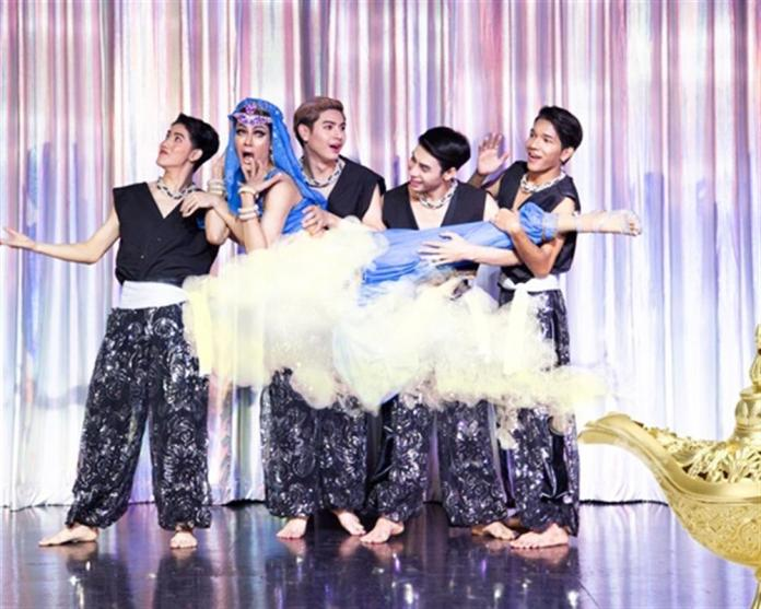 Mirinn Show Bangkok 1