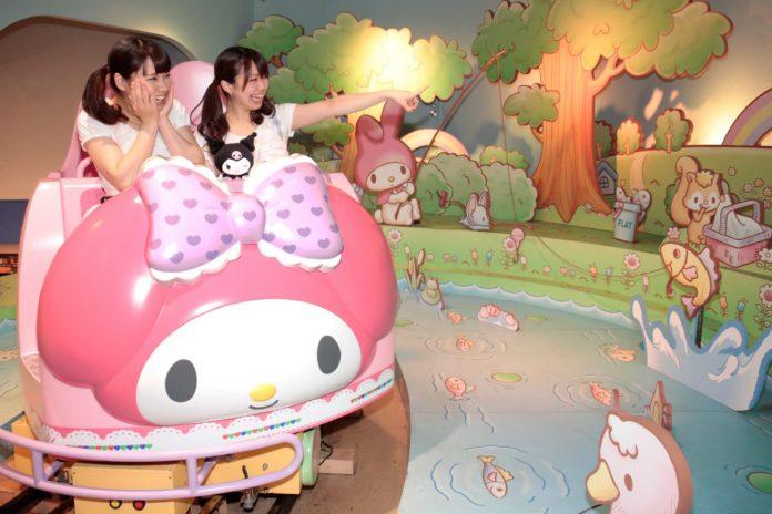 三麗鷗彩虹樂園 1