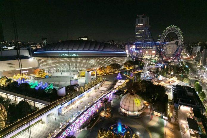 東京巨蛋城 Tokyo Dome City 2