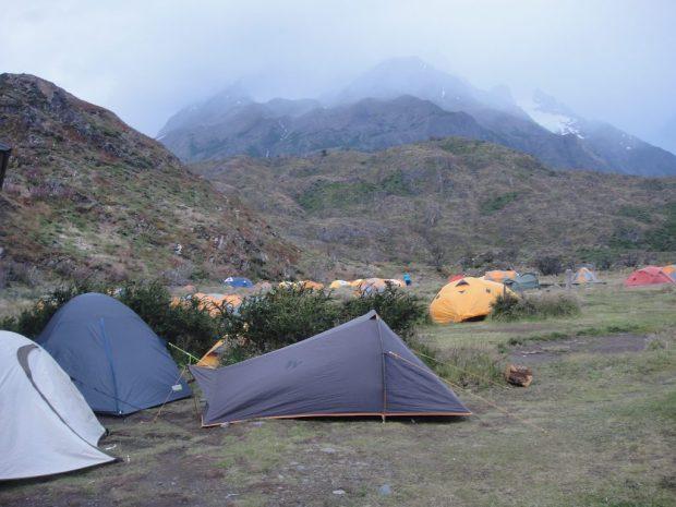 Campers Torres Del Paine