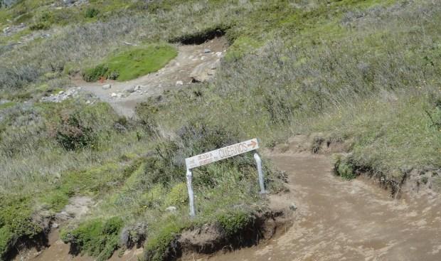 Shortcut Refugio Los Cuernos