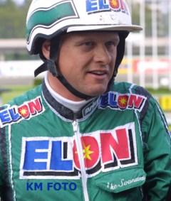 Åke Svanstedt .- vandt to sejre i nat