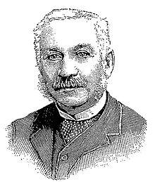 Marquis Contran de Cornulier, der har givet navn til søndagens storløb på Vincennes.