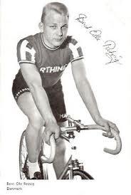 Bent Ole Retvig havde som ung en stor karriere inden fr cykelsporten og deltog bl.a. i Tour de France. Foto Cykelsiderne