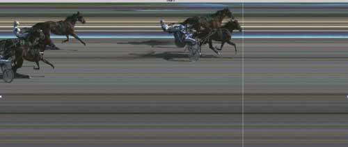 Tycoon Conway Hall fanger længe førende Clear Sign og vinder i 1.10.5a/1640 m.